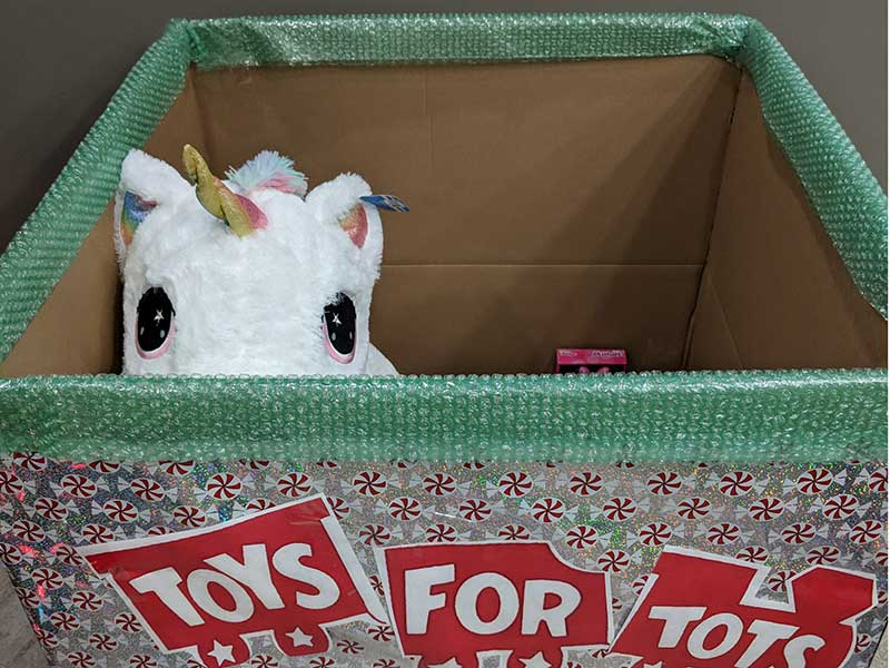 Toys For Tots Bpm Microsystems Is The Leading Global Provider Of