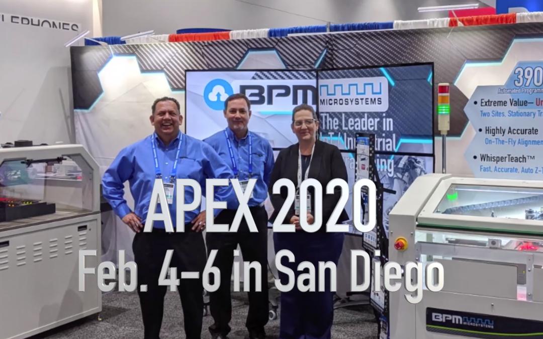 APEX 2020 Video